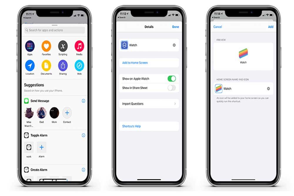 ساخت آیکون های دلخواه در آیفون ( شخصی سازی صفحه اصلی در iOS 14 )