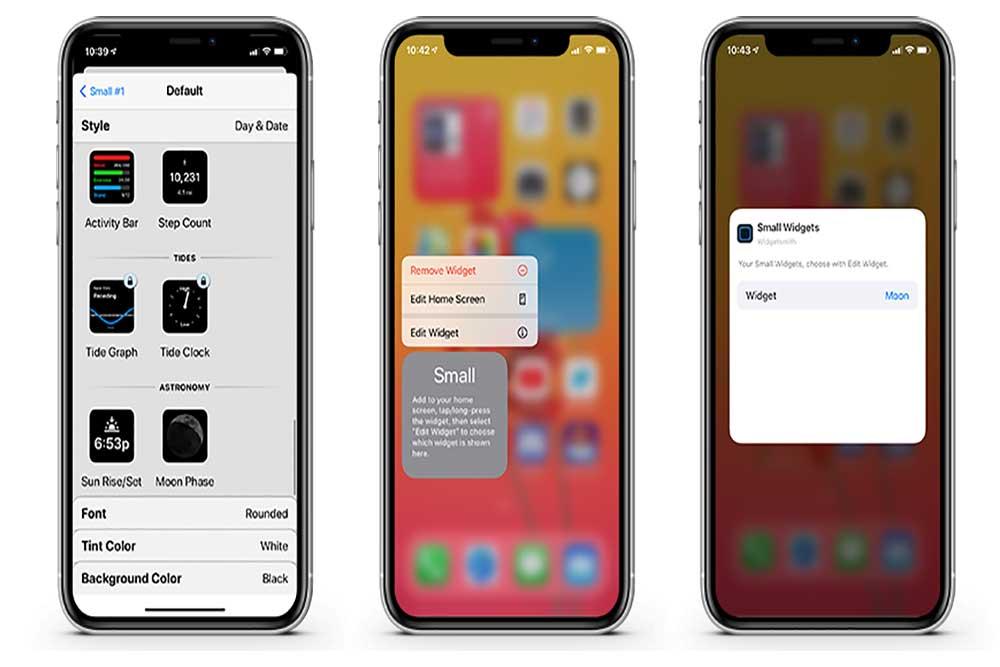 چگونه ویجت ها به صفحه اصلی خود در iOS 14 اضافه کنیم : ( شخصی سازی صفحه اصلی در iOS 14 )