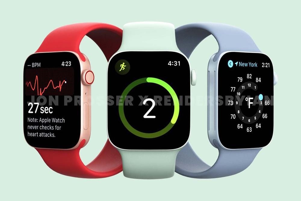 ویژگی های اپل واچ سری 7 ( اپل واچ سری 7 )