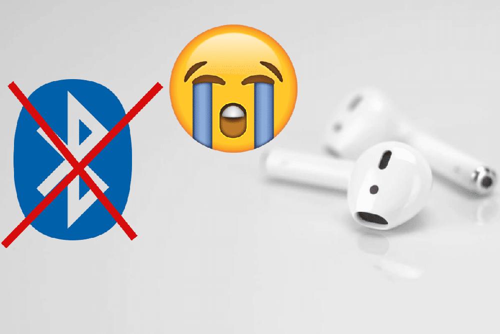 دلیل قطع ایرپاد های اپل ( قطع و وصل شدن ایرپاد از آیفون )