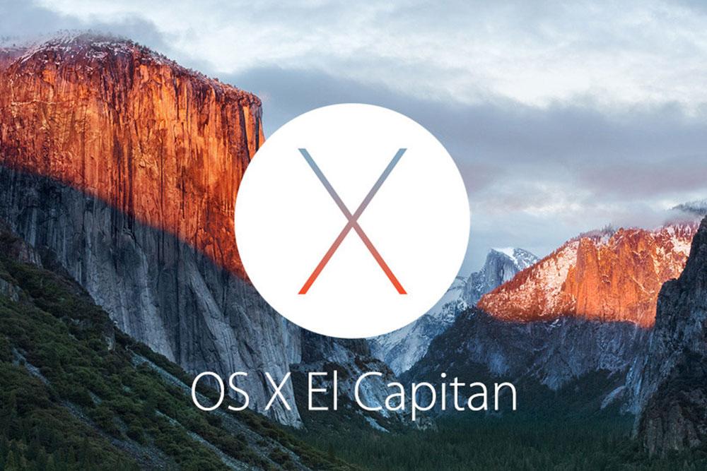 مک های سازگار با نسخه El Captian ( نسخه macOS )