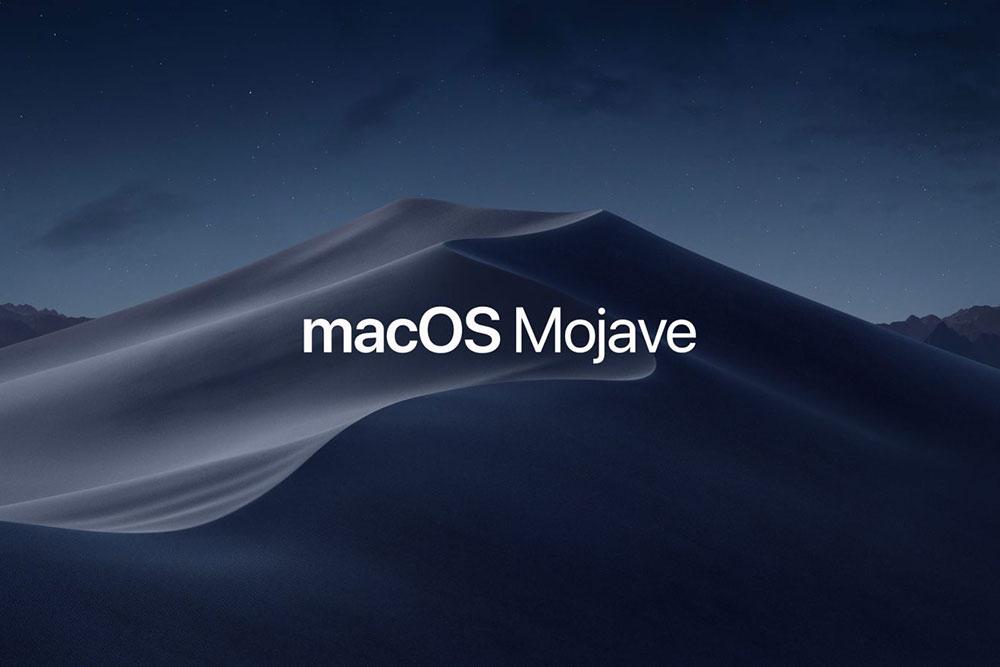 مک های سازگار با نسخه Mojave ( نسخه macOS )